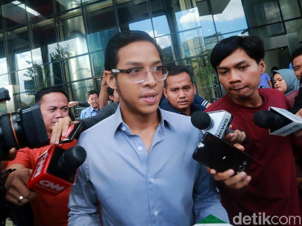 Putra Novanto Bungkam Usai Diperiksa KPK Terkait Kasus e-KTP