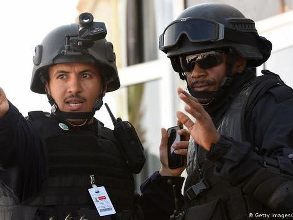 Perwira Militer Arab Saudi Akan Mendapat Pelatihan di Jerman