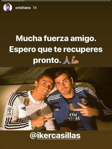 Dukungan untuk Casillas: Dari Barcelona, Liverpool sampai Ronaldo