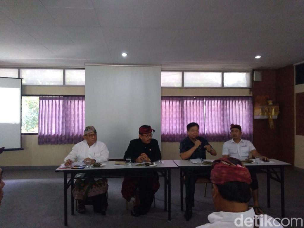 Bertemu Wagub Bali, Konjen China Bahas Kasus Pencabulan Warganya