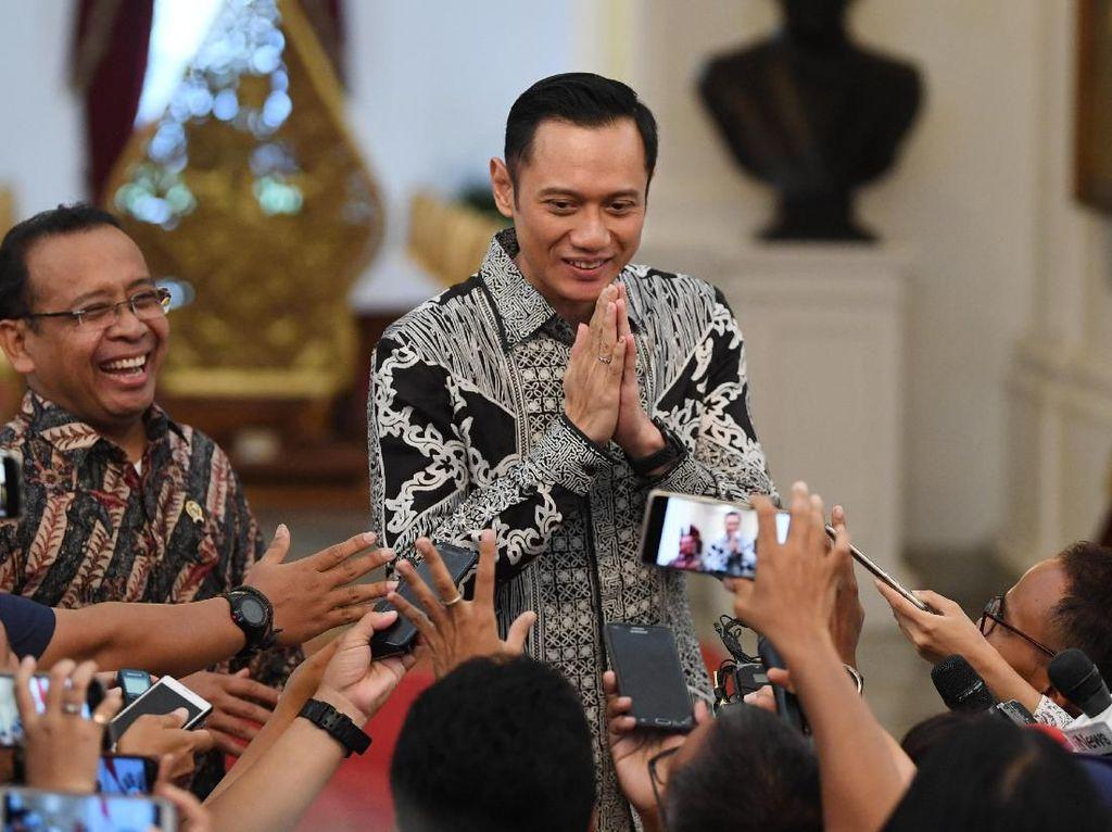 AHY Dukung Program Jokowi Bangun SDM Unggul