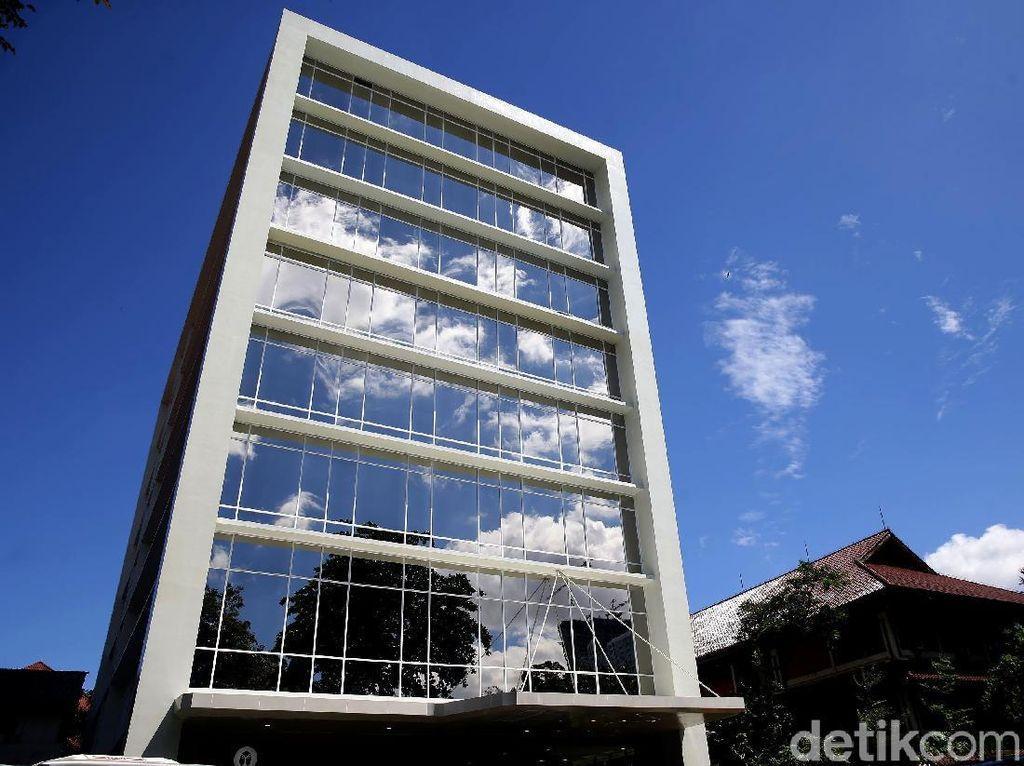 Penampakan Gedung Baru Mochtar Riady FISIP UI