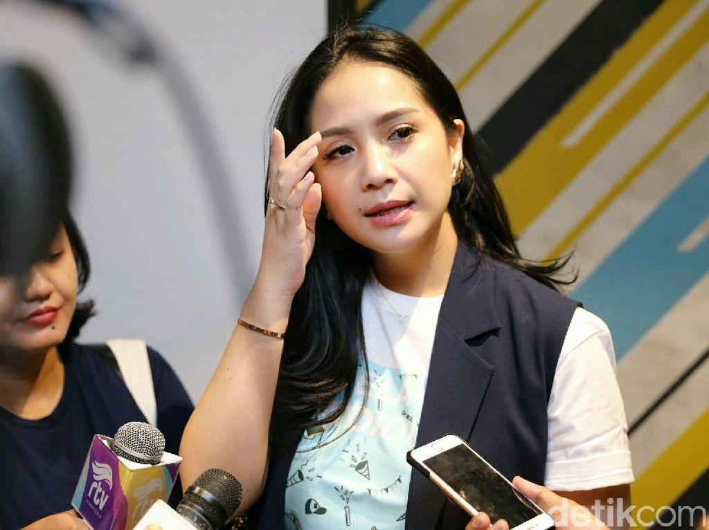 Luna Maya Ucapkan Hal Ini ke Nagita, Raffi Ahmad Ketakutan