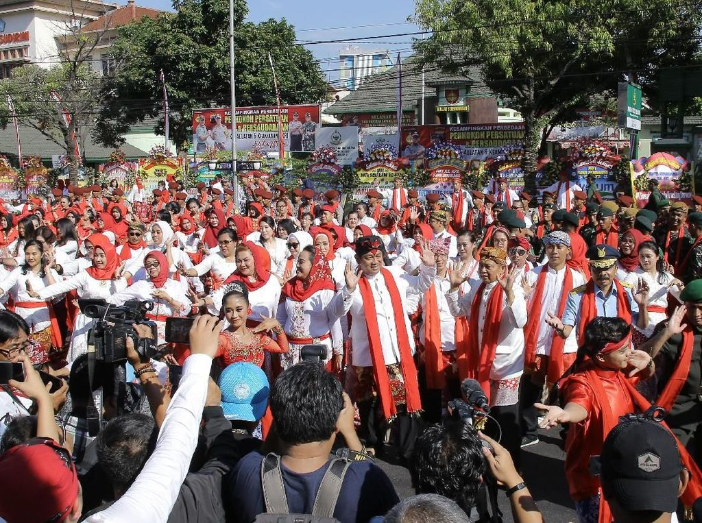 Wali Kota Hendi Ingin Goyang Semarangan Jadi Ikon Kota Semarang