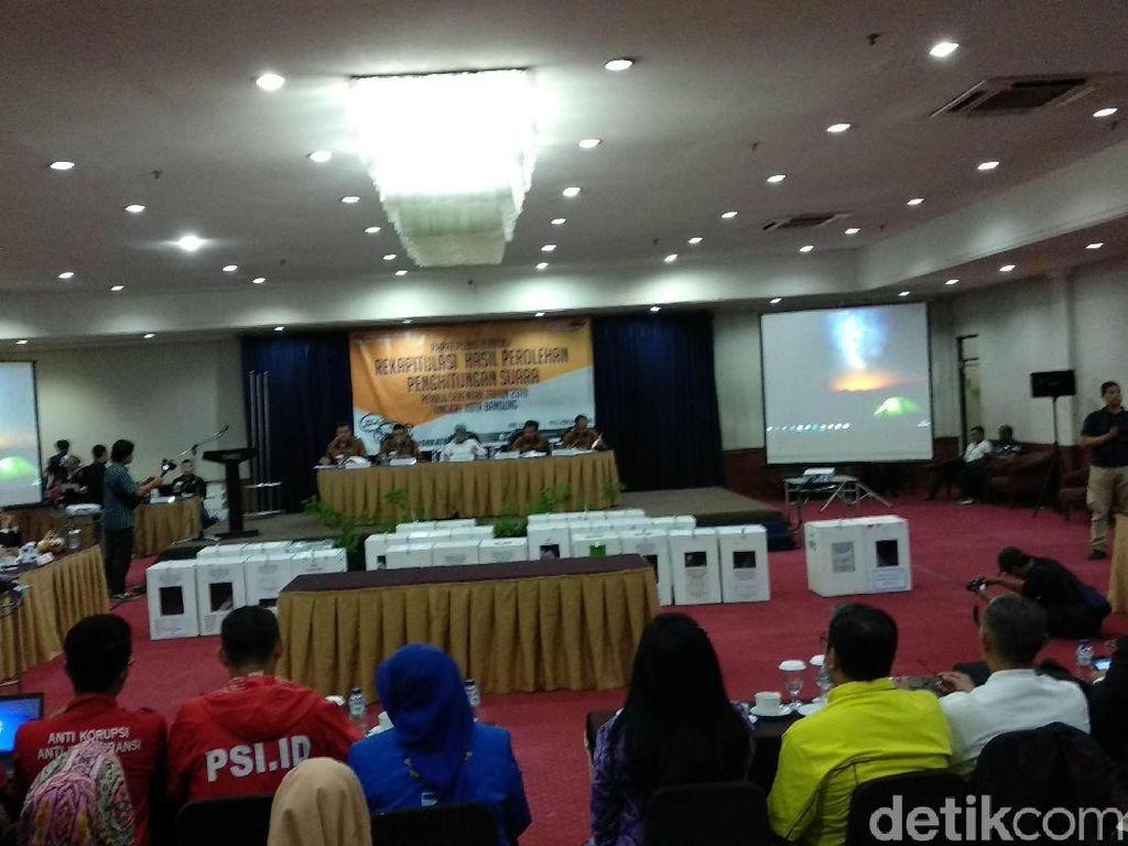 KPU Kota Bandung Targetkan Pleno Pemilu 2019 Selesai 5 Mei