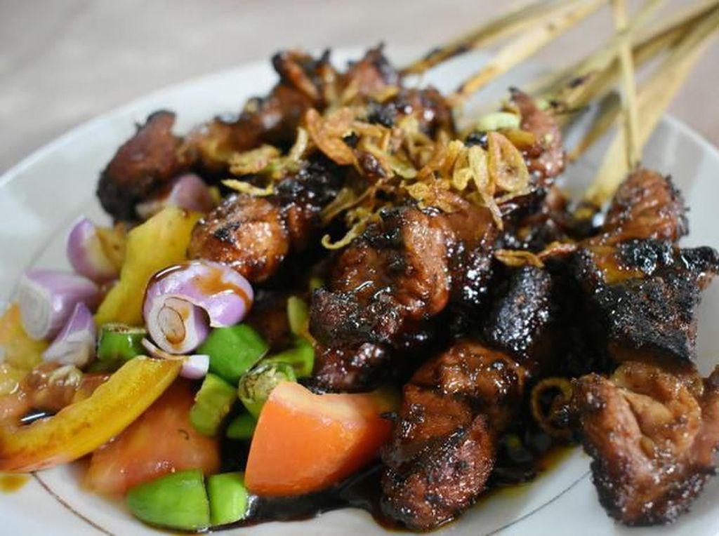 Resep Praktis Bikin Sate Ayam Manis