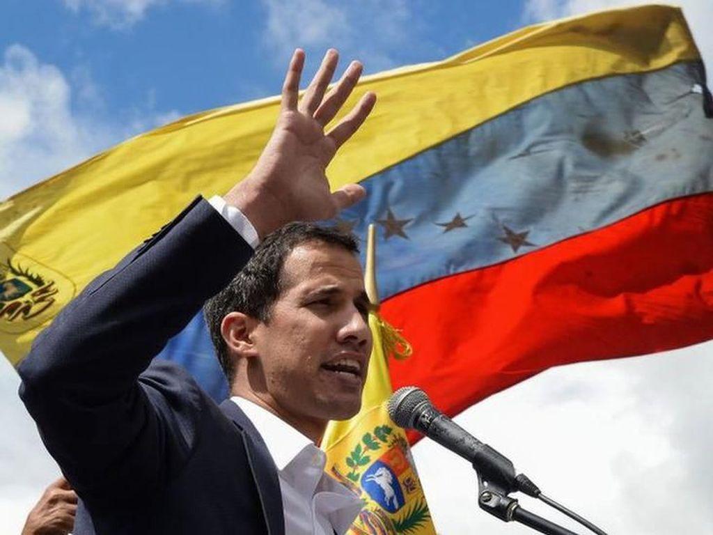 Pemimpin Oposisi Venezuela Serukan Demo Tiap Hari Sampai Maduro Lengser
