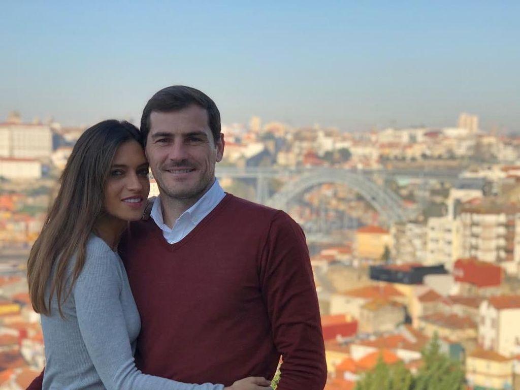 Iker Casillas-Sara Carbonero Berpisah