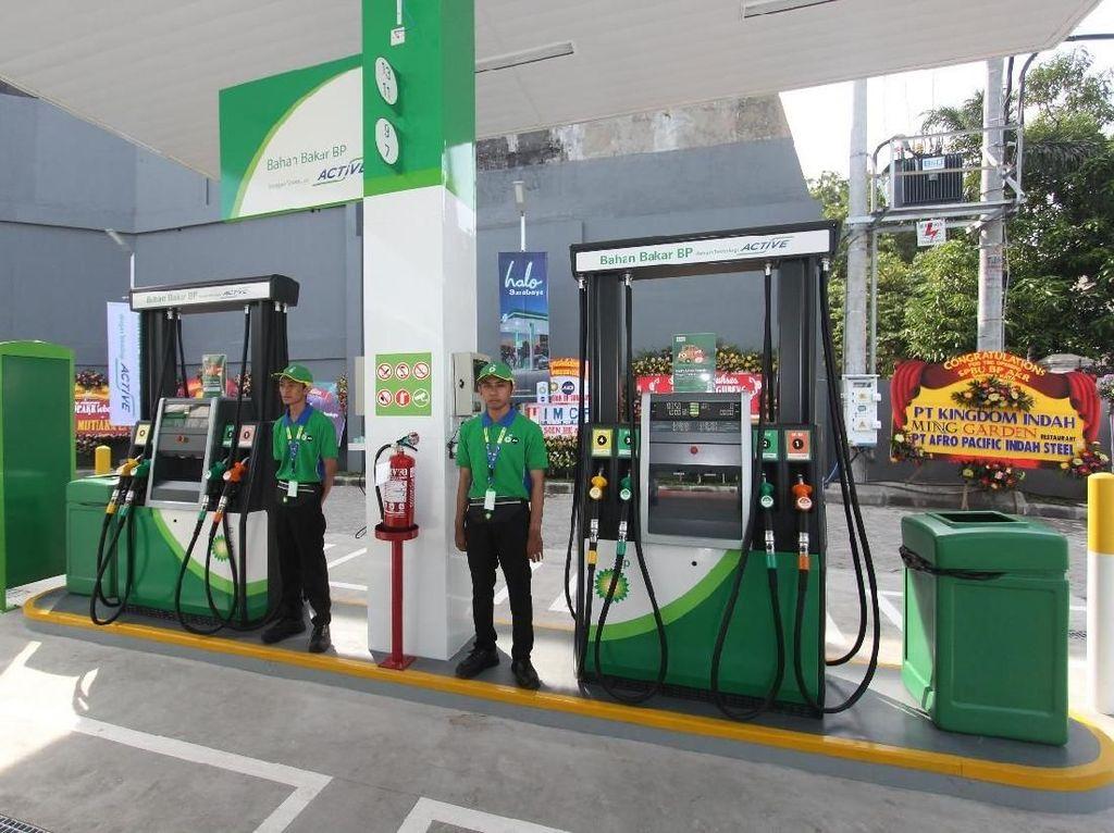 Setelah Serpong, BP Buka SPBU di Surabaya