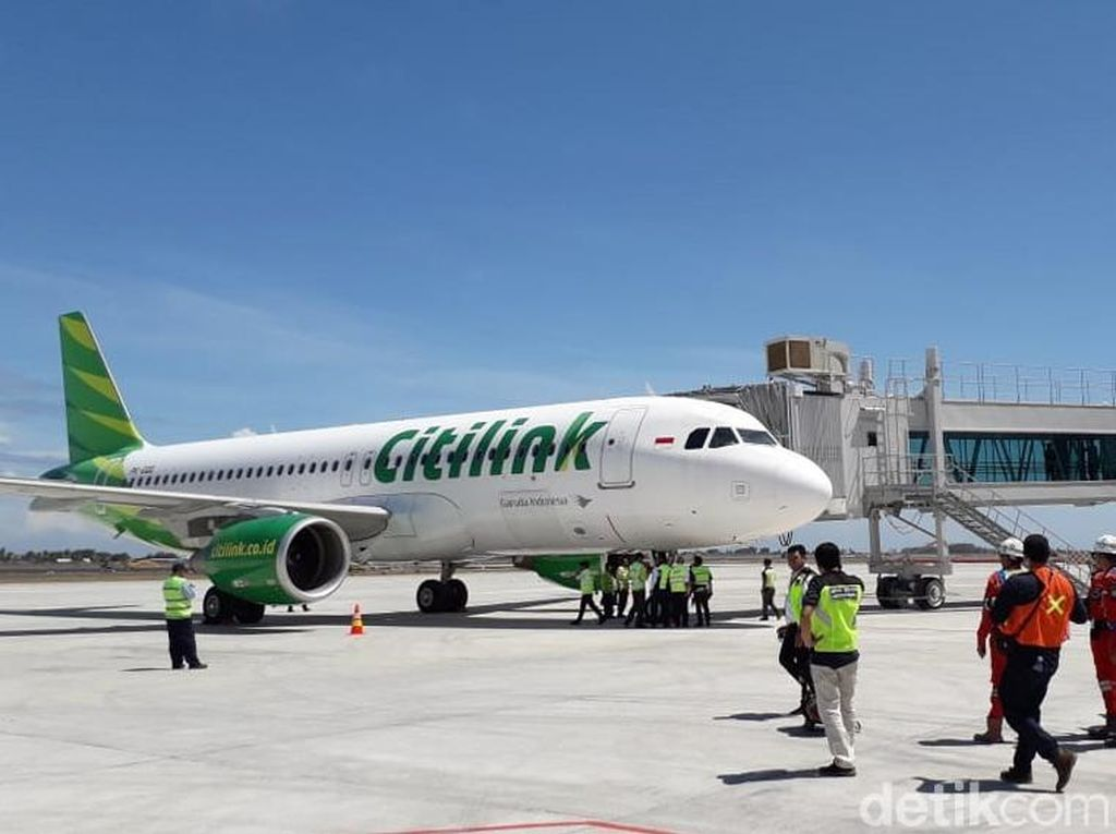 Bandara Baru DIY Resmi Beroperasi Komersial Hari Ini