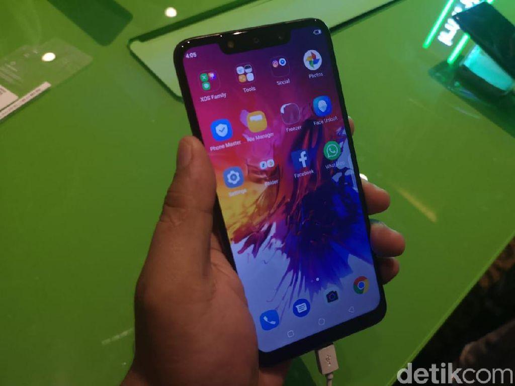 Infinix Luncurkan Smartphone Murah dengan 3 Kamera Belakang