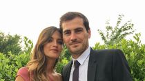 Sang Istri Kabarkan Kondisi Terkini Casillas