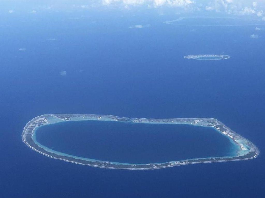 Foto: Kehidupan di Pulau Kekecewaan