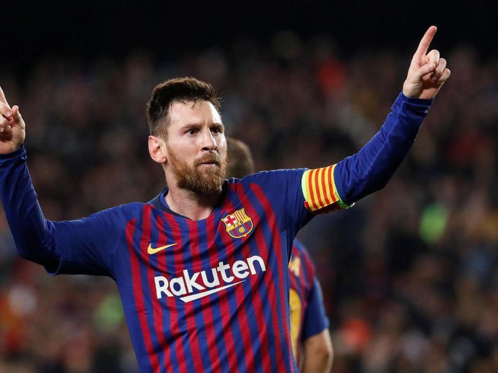 Carragher Jagokan Messi Raih Ballon dOr Ketimbang Van Dijk