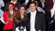 Istri Pesepakbola Iker Casillas Idap Kanker Ovarium, Kenali Gejalanya