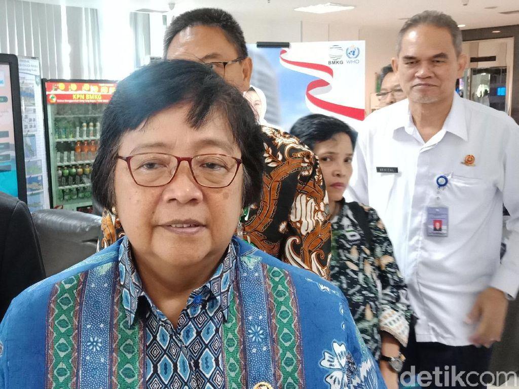 Cerita Menteri Siti Isu Sampah Laut di Bali Jadi Atensi Negara Sahabat