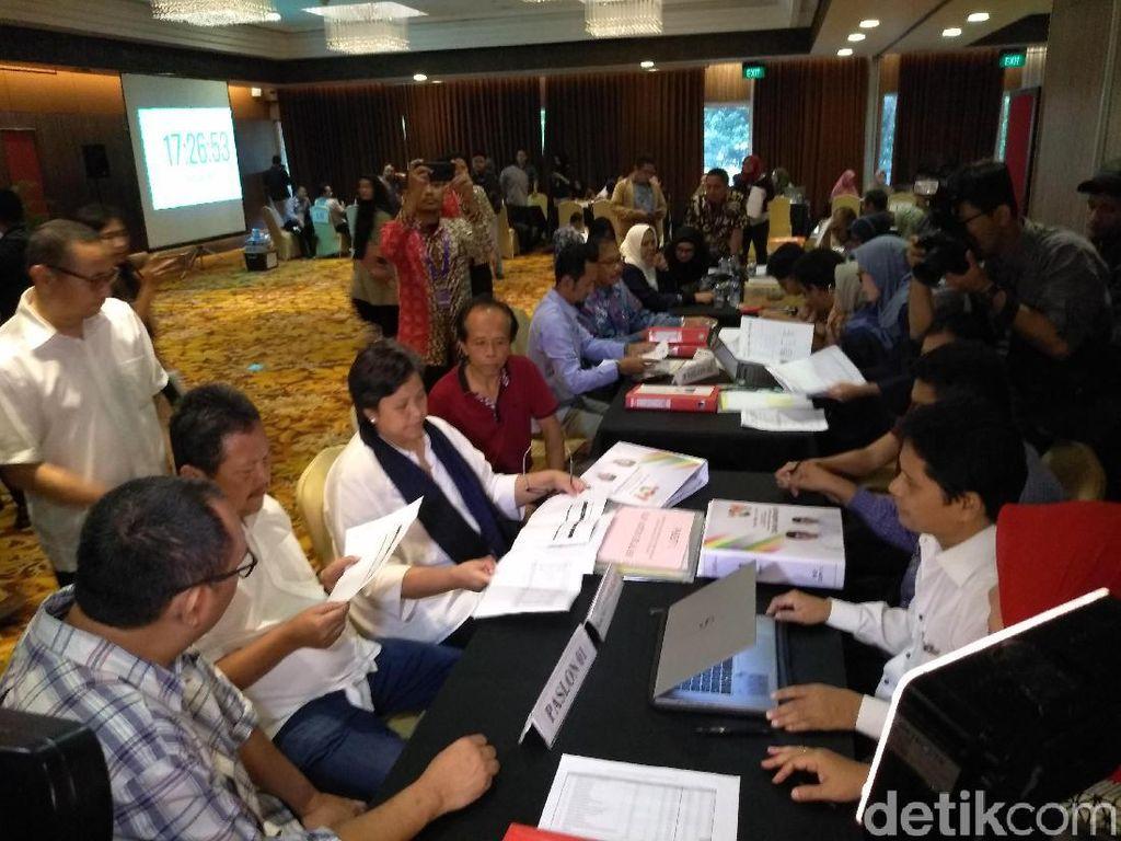 TKN Jokowi Laporkan Dana Kampanye Rp 606 Miliar