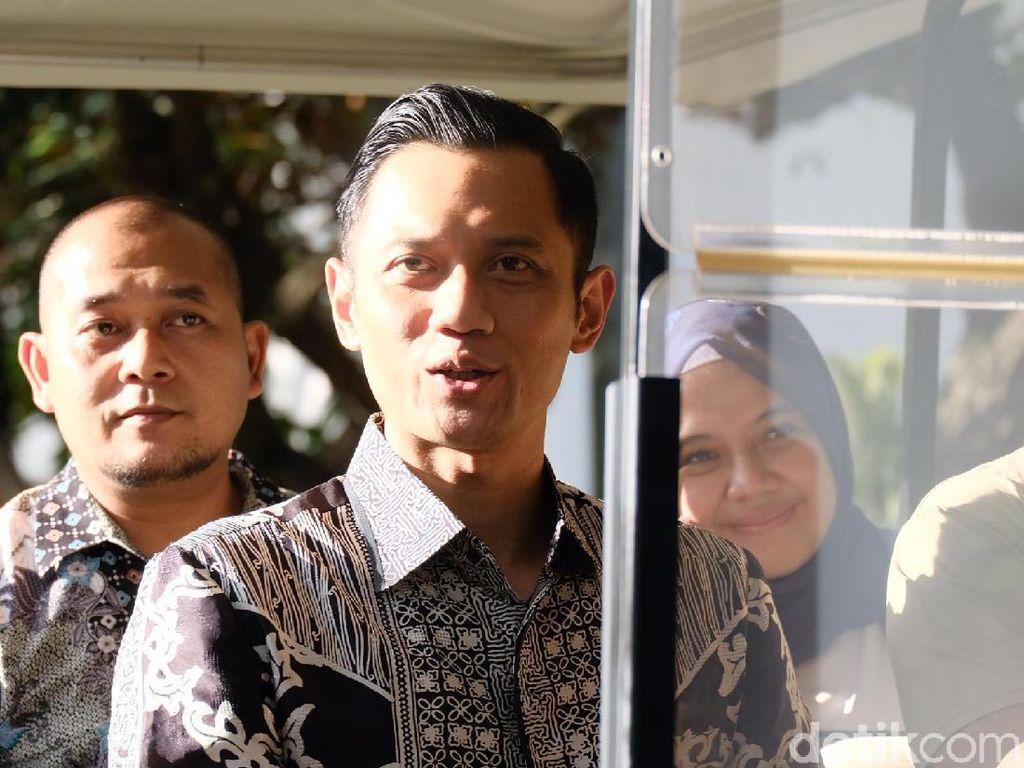 AHY: Saya Merasa Terhormat Diundang Presiden Jokowi