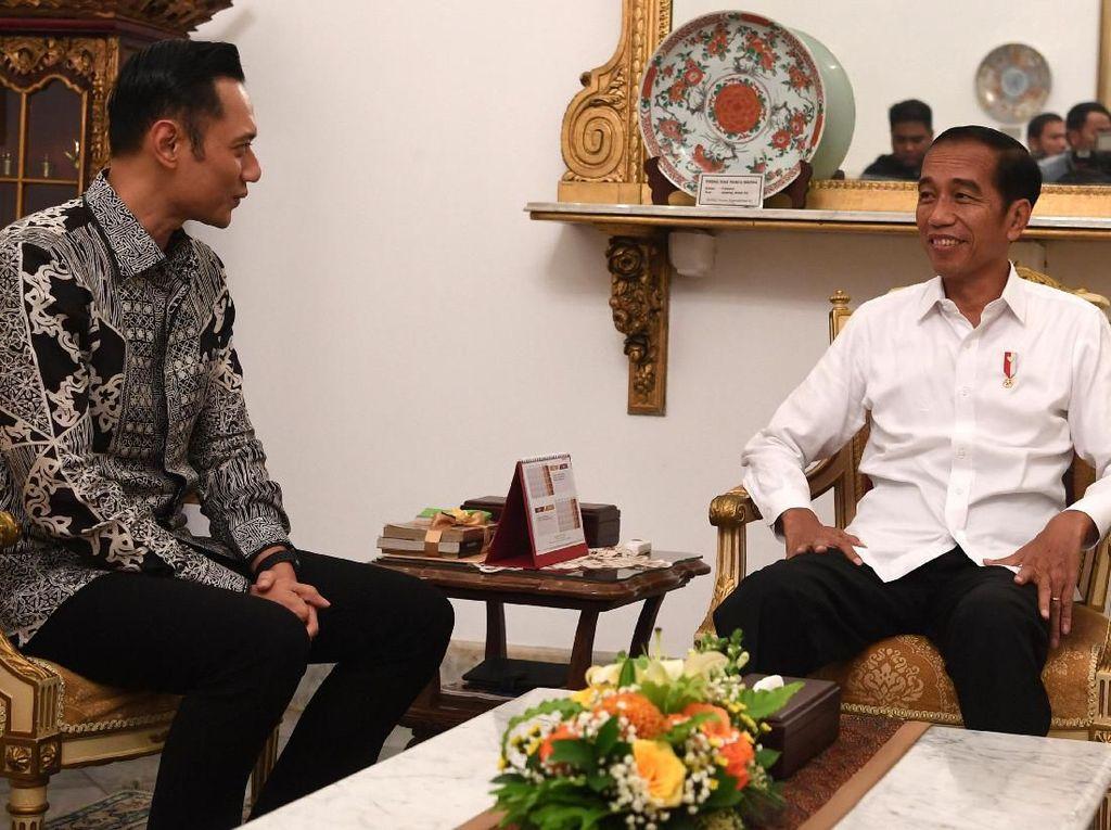 Semangat yang sama Antara Jokowi dan AHY