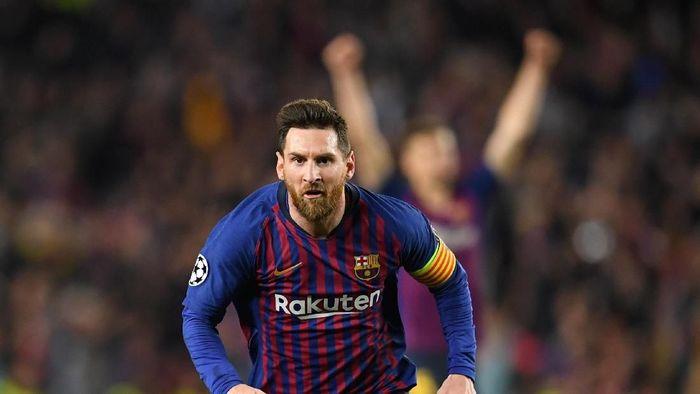 Lionel Messi jadi atlet terkaya dunia tahun 2019 (Matthias Hangst/Getty Images)