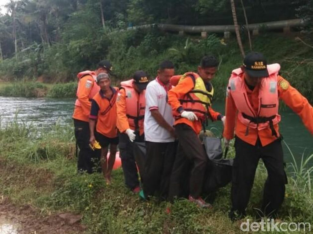 Hilang Sejak Kemarin, Warga Kebumen Ditemukan Tewas di Sungai
