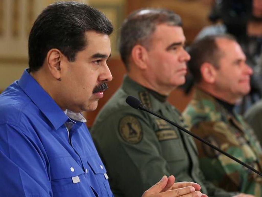 Oposisi Venezuela Gelar Protes Baru dan Aksi Mogok, Maduro Bertahan