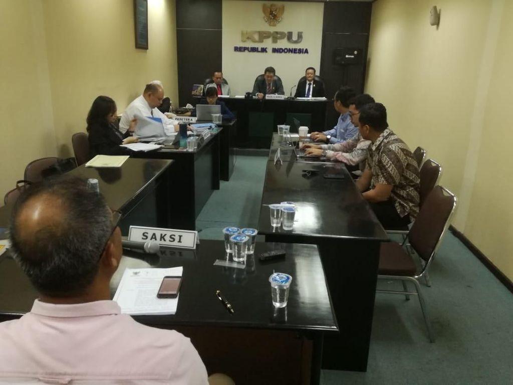 KPPU Periksa Pelindo III Soal Wajib Stack di Pelabuhan L. Say Maumere