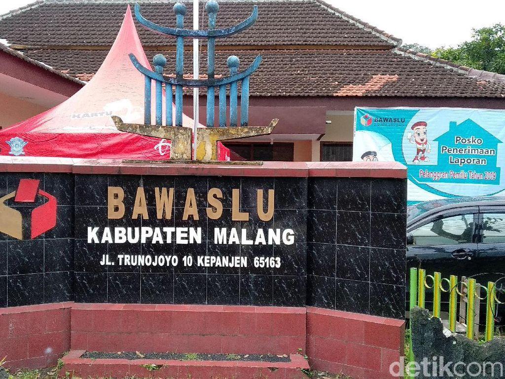 Berkas Money Politics Caleg Demokrat di Malang Dilimpahkan ke Bawaslu