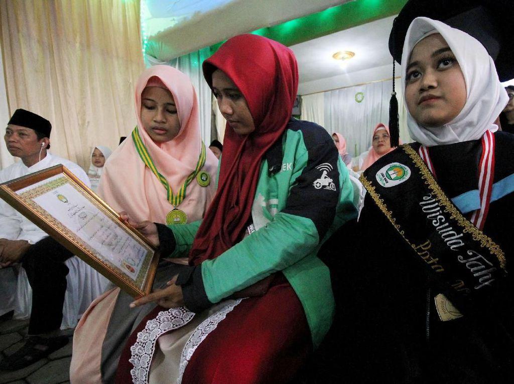 Donasi untuk Pesantren Penghafal Quran