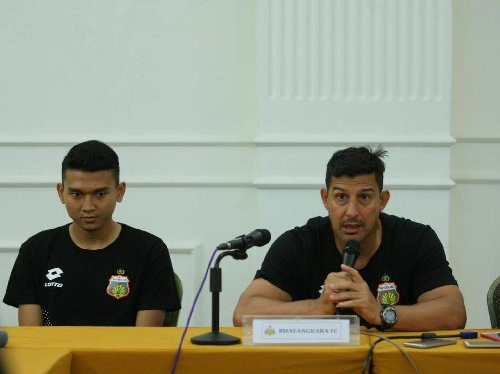 PSM Diprediksi Akan Ngotot, Bhayangkara FC Mesti Tetap Tenang