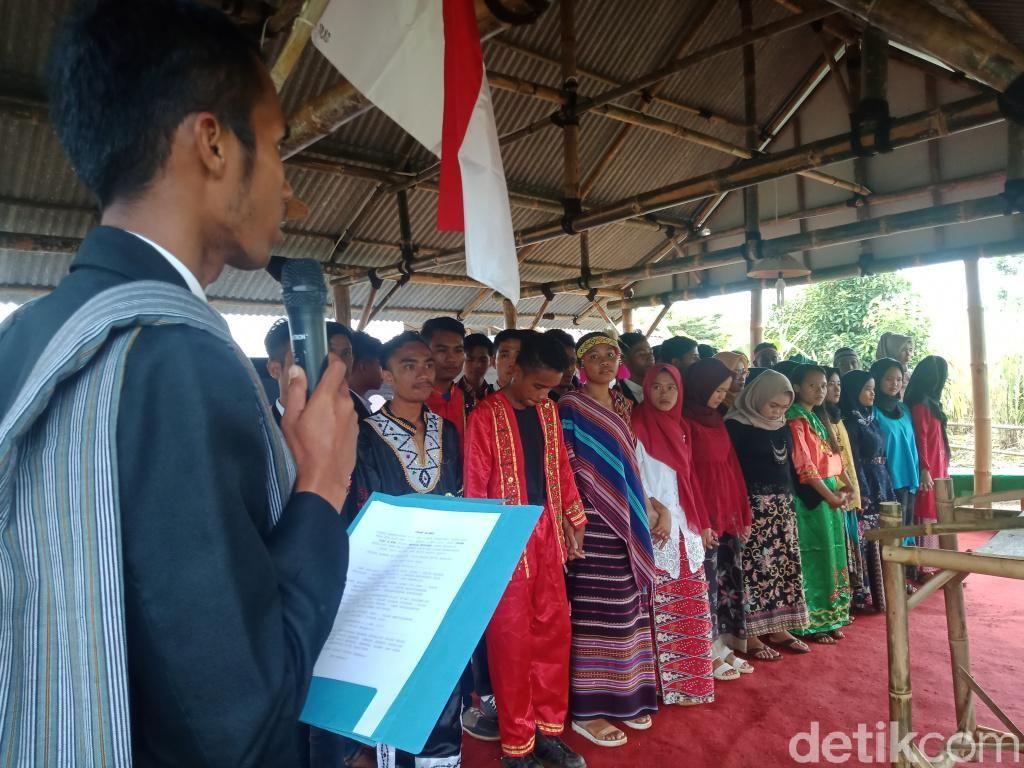 Lulusan SMK di Pangandaran Ini Disebar Jadi Agen Perdamaian