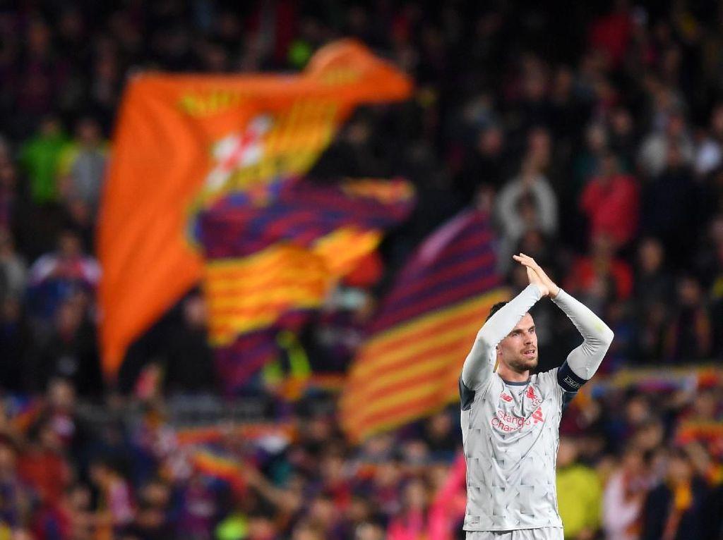 Alasan Henderson Ogah Ngemis Jersey ke Messi