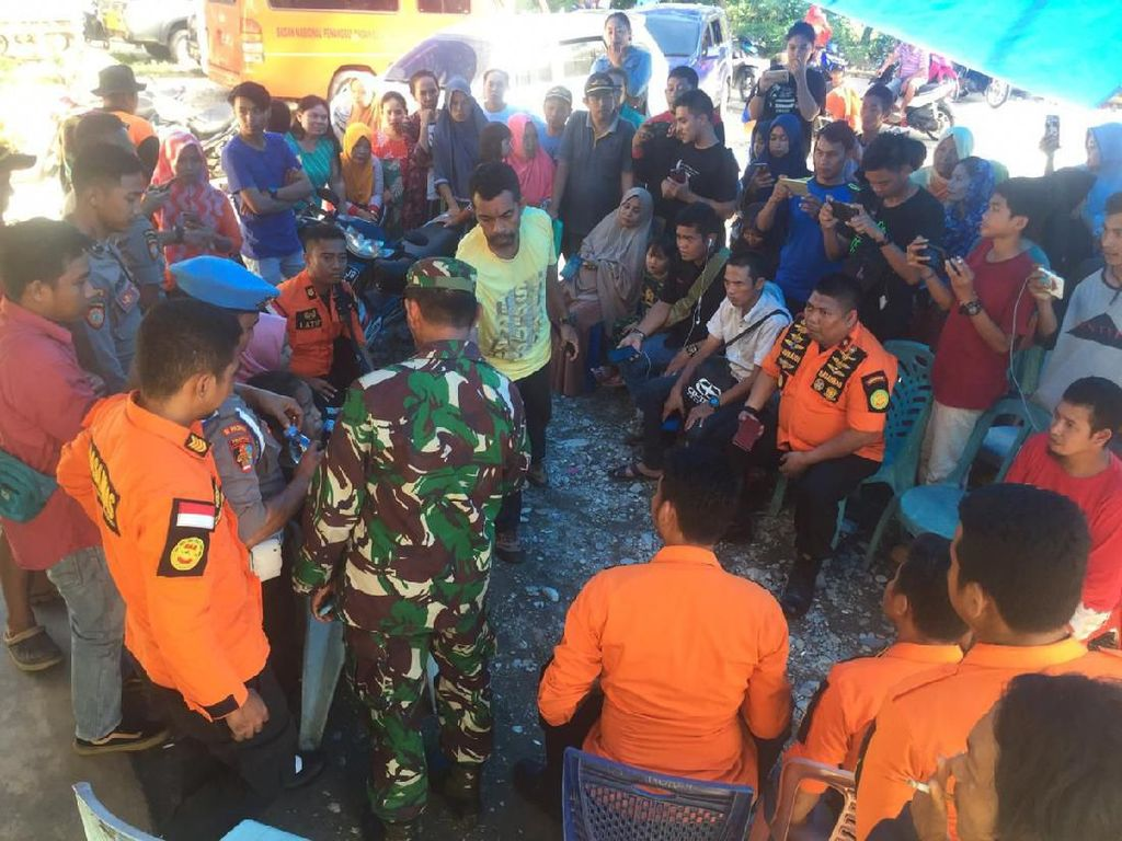 12 Pendaki Tersesat di Gunung Mekongga Sultra Ditemukan Selamat