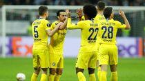 Catatan Positif Chelsea yang Cuma Imbang Lawang Frankfurt