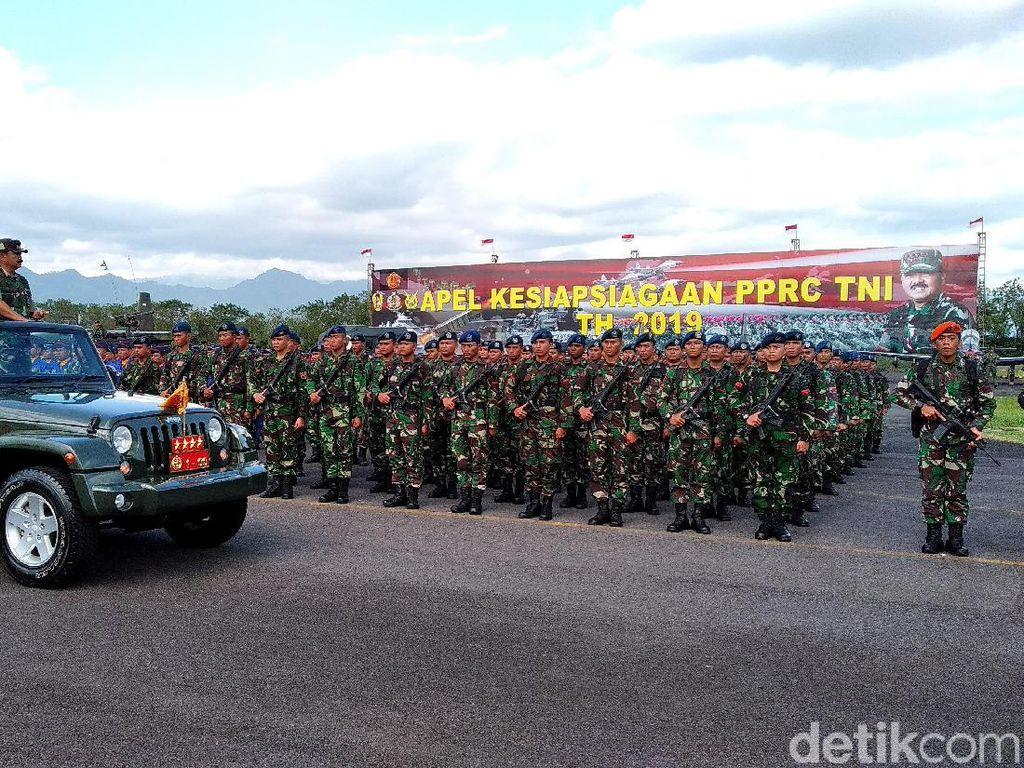 Panglima TNI Ingin Masyarakat Dewasa Dalam Berpolitik