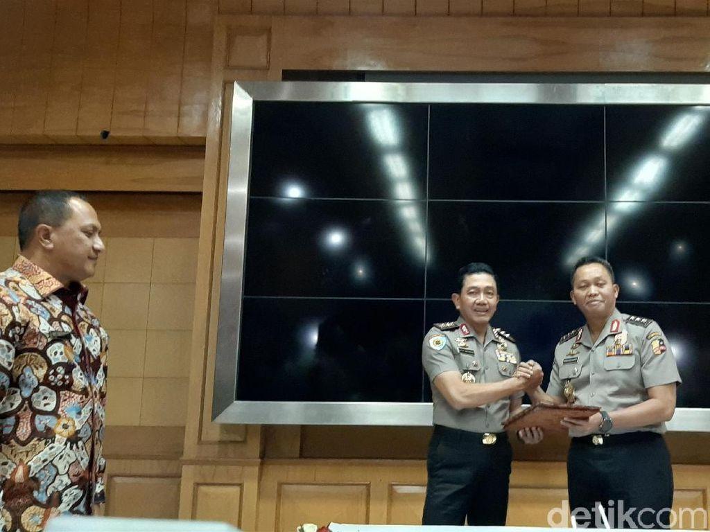 Jabat Kasatgas Saber Pungli, Moechgiyarto Diminta Cegah Penyimpangan Petugas