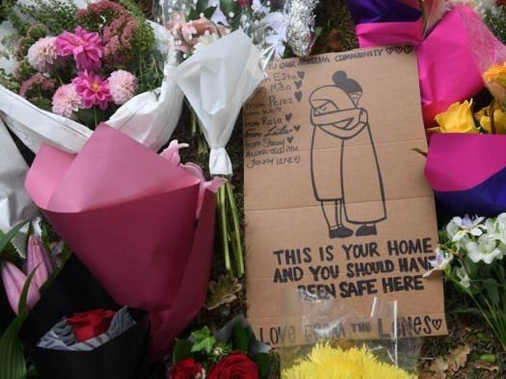 Jumlah Korban Tewas Penyerangan Masjid di Christchurch Jadi 51 Orang