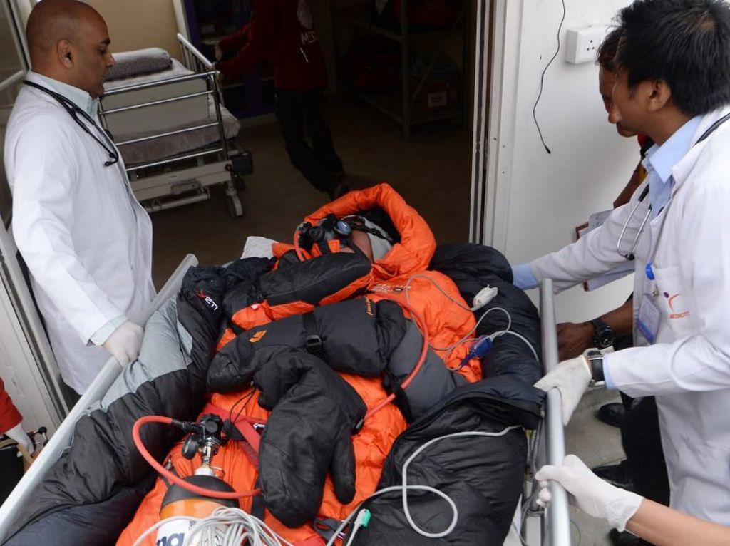Pendaki Malaysia Tewas Usai Diselamatkan dari Gunung Nepal