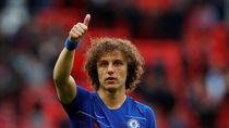 David Luiz Ketar-ketir Dicoret dari Skuat Frank Lampard