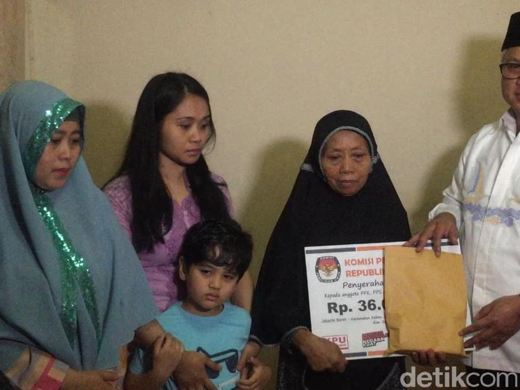 KPU Targetkan Pemberian Santunan Tuntas Sebelum Penetapan Hasil Pilpres