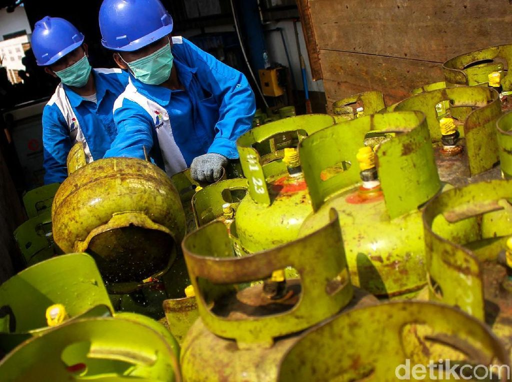 Saking Langkanya, Gas 3 Kg Diserbu Warga Pare-pare