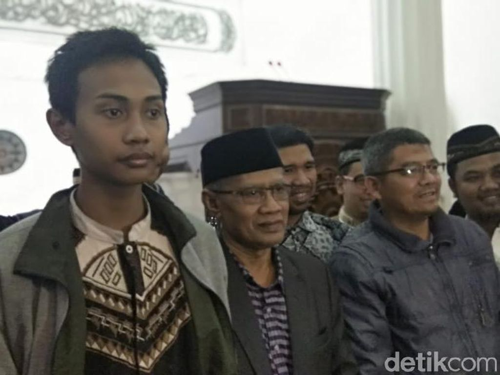 Ketum Muhammadiyah Dorong Rekonsiliasi Sosial Politik Pascapilpres