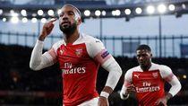 Bungkam Valencia, Arsenal Buka Asa ke Final