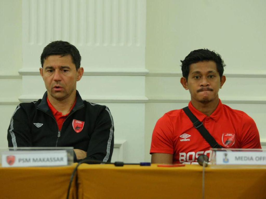 Kemenangan di Piala AFC Jadi Modal PSM Hadapi Bhayangkara FC