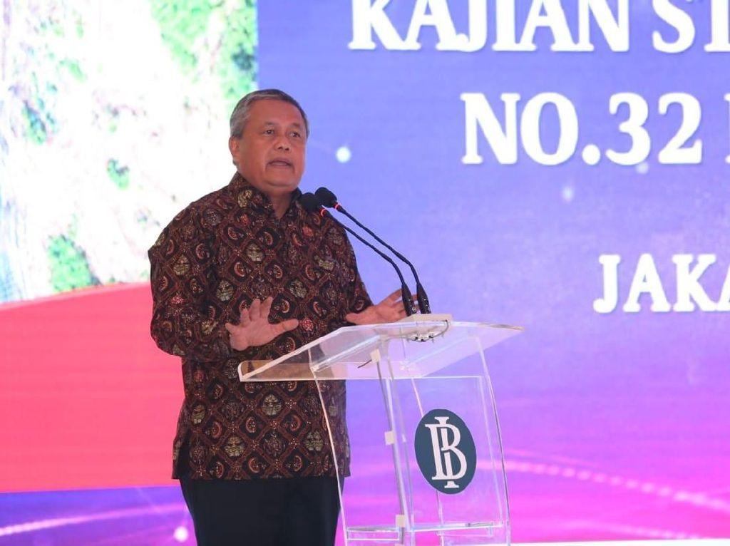 Bunga Acuan Naik 175 Bps di 2018, BI: Tak Berdampak ke Bunga Kredit