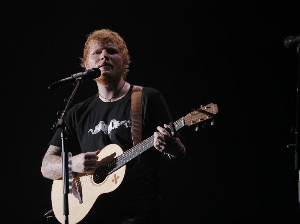 I Dont Care Jadi Lagu Duet Ed Sheeran dan Justin Bieber