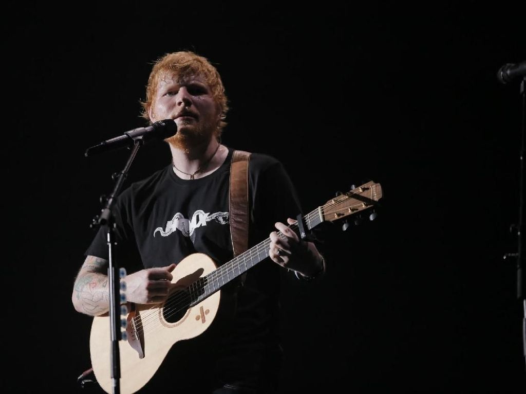 Ed Sheeran dan One Ok Rock Siapkan 2 Lagu Baru, Dibuat Hanya 5 Jam