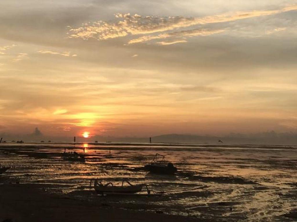 Pantai Sanur Diklaim Khusus Tamu Hotel, Pemda: Itu Tempat Umum