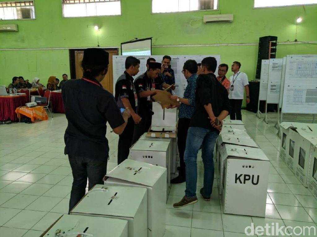 Jokowi-Maruf Menang Telak di Ponorogo, 2 Saksi Parpol Tolak Tanda Tangan