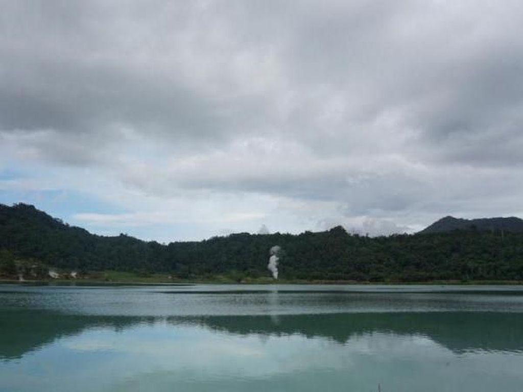 Pesona Kota Tomohon di Sulawesi Utara